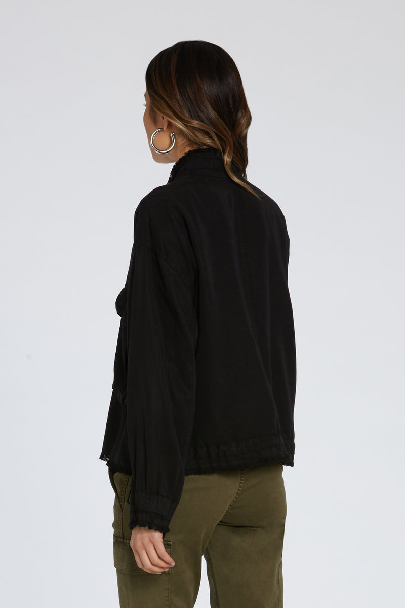 Jester Black Jacket