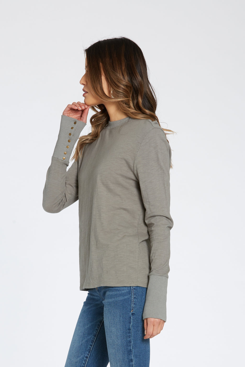 Eucalyptus Long Sleeve