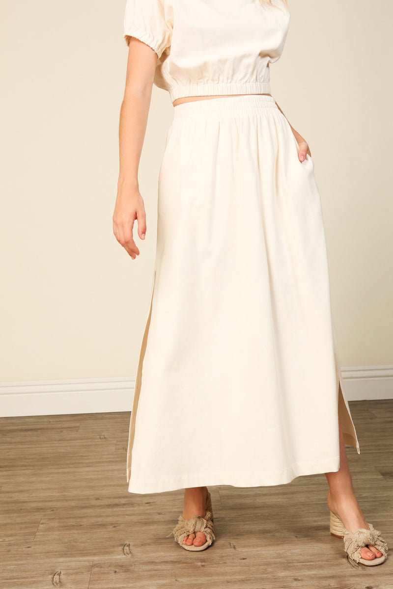 Everson Set Skirt