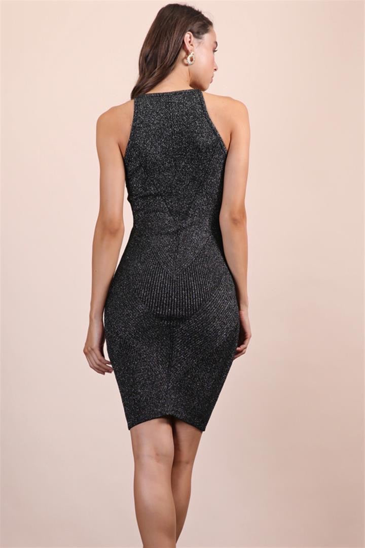 Body Con Sparkle Dress