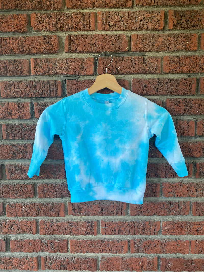 Youth - Mommy and Me Tie Dye Sweatshirt