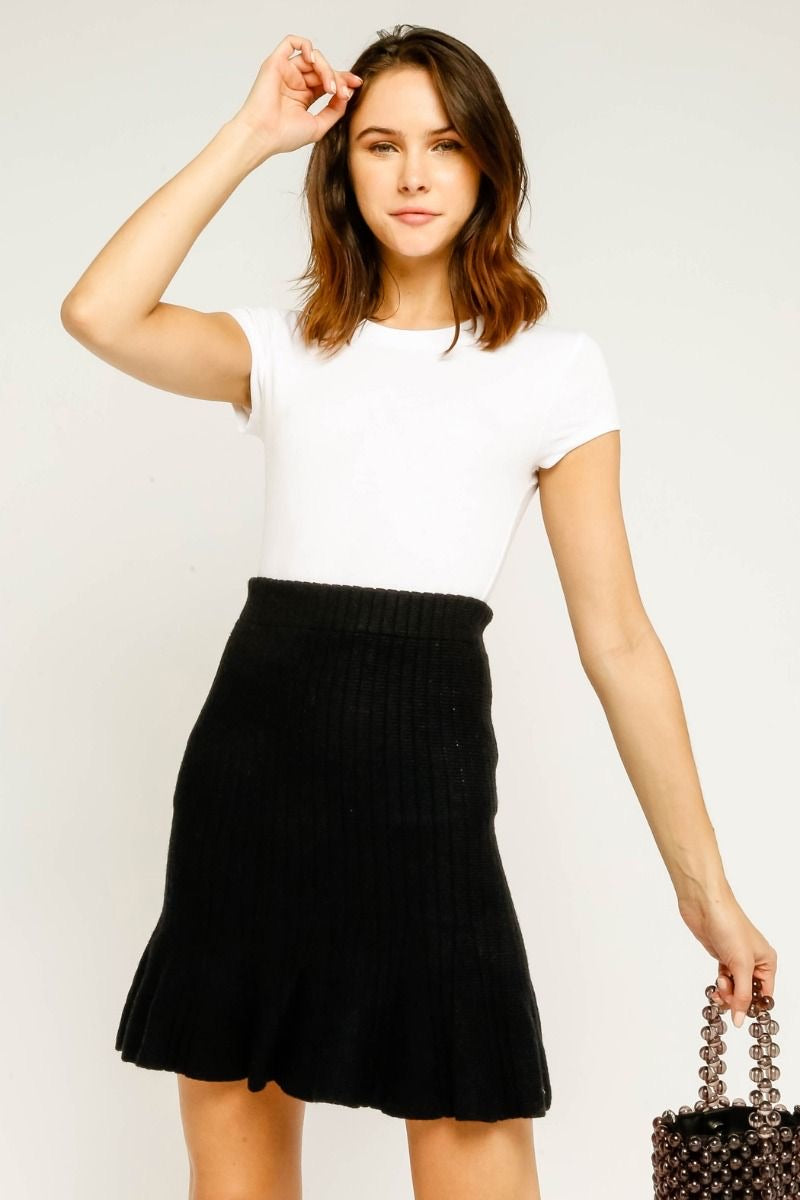 Stella Sweater Skirt