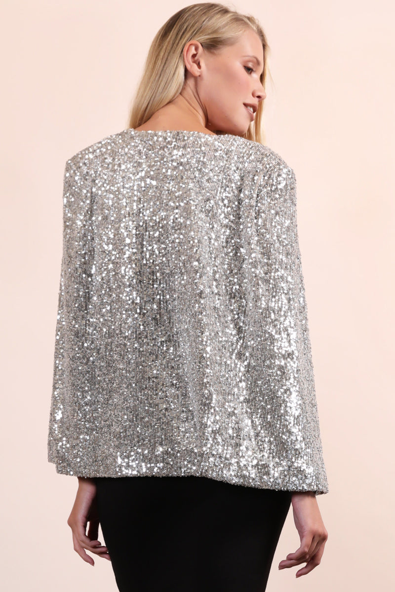 Sequin Cape