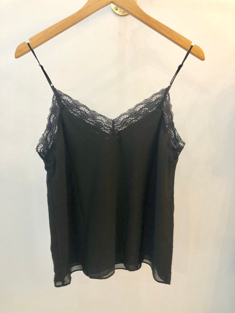 Cami with Lace Trim