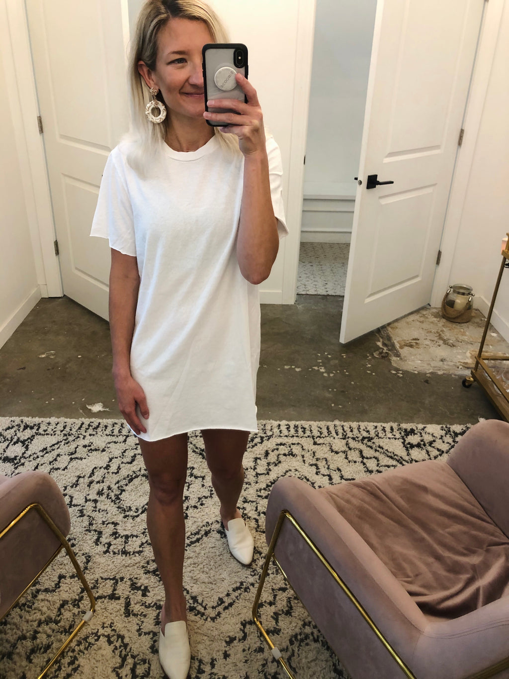 Zepplin Tee Dress
