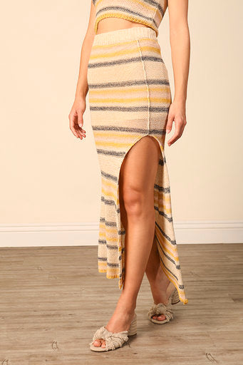 Summer Nights Sweater Skirt