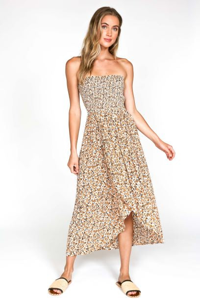 Honey Strapless Maxi Dress