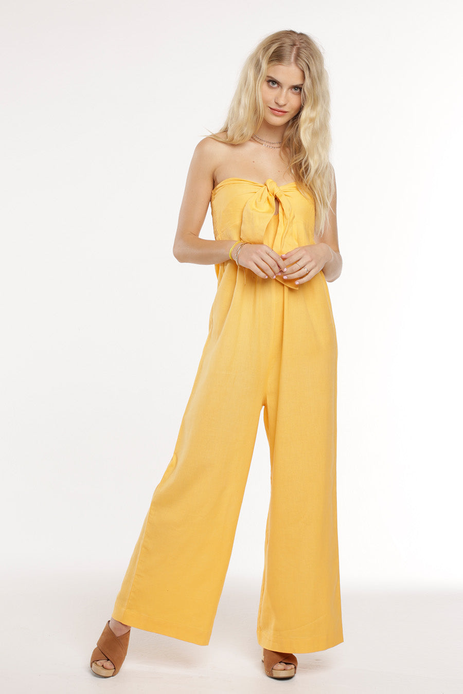Citrus Jumpsuit