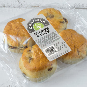 Packet 4 Scones