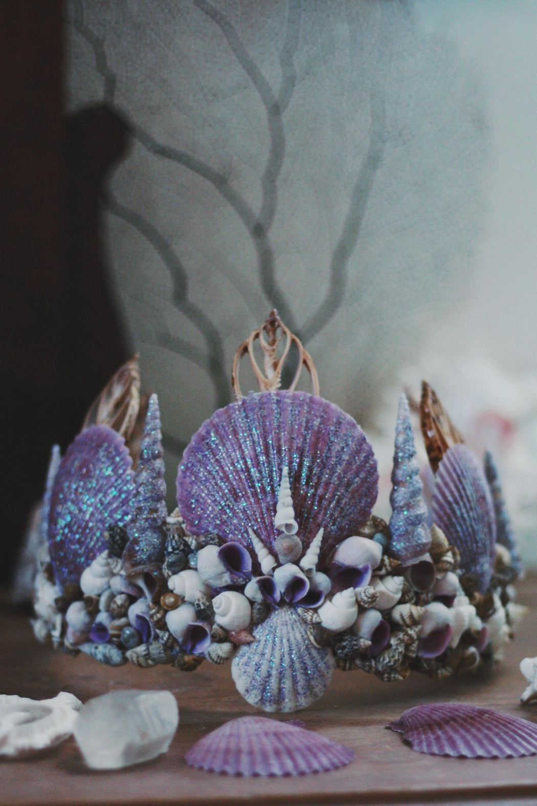 Casting Spells Mermaid Crown - Wild & Free Jewelry