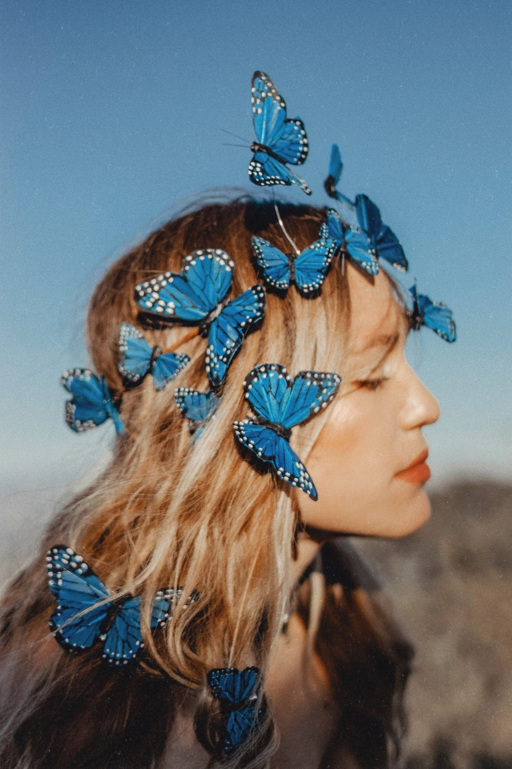 El Cielo Fairy Butterfly Crown - Wild & Free Jewelry