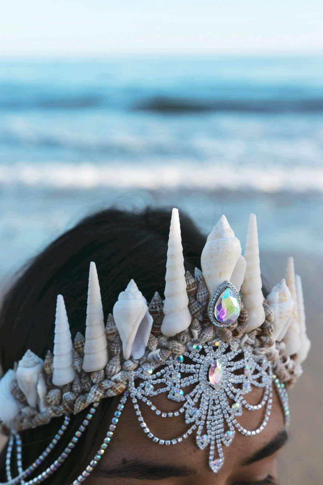 Galactic Magic Mermaid Tiara - Wild & Free Jewelry