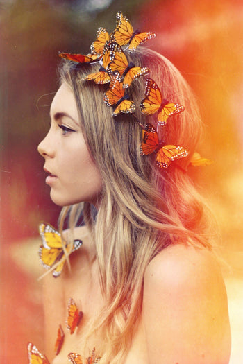 Monarch Dreams Fairy Crown - Wild & Free Jewelry