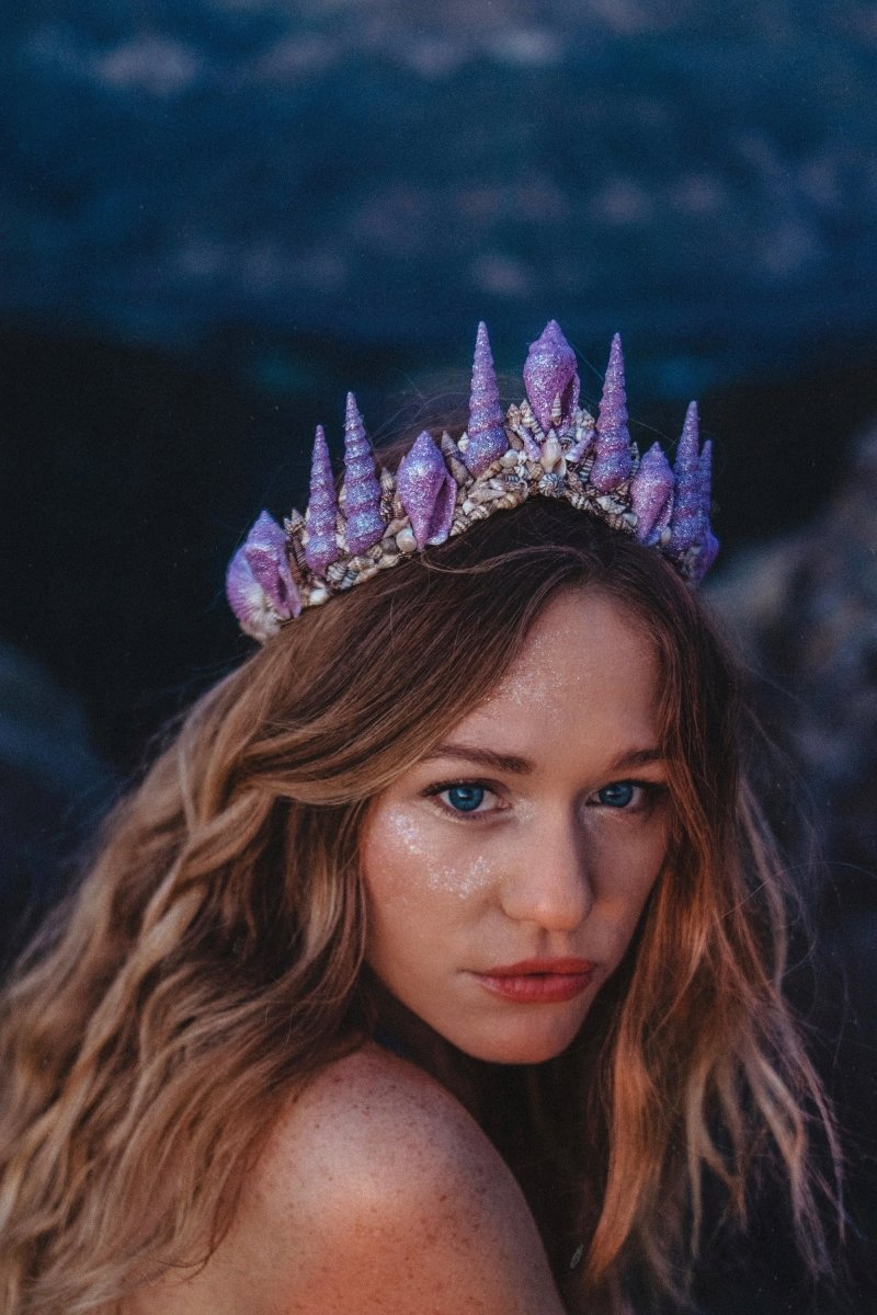 Tales of Atlantis Mermaid Crown - Wild & Free Jewelry
