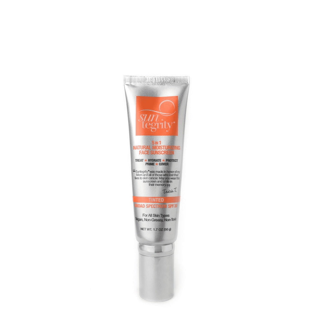 5 In 1 Moisturizing SPF