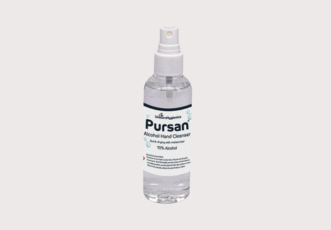 Pursan Alcohol Hand Cleanser - 100ml (24 pack)