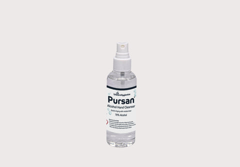 Pursan Alcohol Hand Cleanser - 60ml (24 pack)