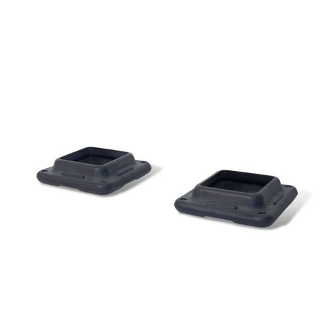 Physical Aerobic Step Black Risers (Pair)