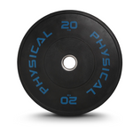 Physical 100kg Rubber Bumper set
