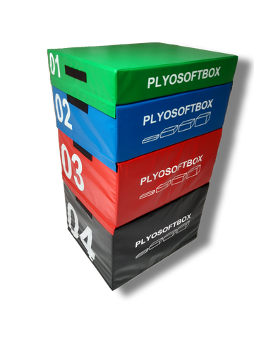 Stackable Soft Plyo Box
