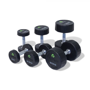 Tufftech PU Dumbbells (Pairs)
