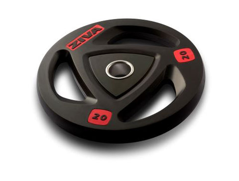 Ziva Rubber Grip Disc (individual) - Red Logo