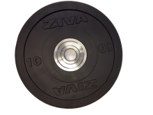 Load image into Gallery viewer, Ziva Rubber Solid Black Training Bumper Disc - 10 kg