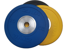 Load image into Gallery viewer, ZVO Urethane Training Bumper Disc with Hard Chrome Hub