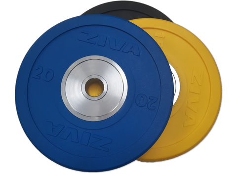 Ziva ZVO Urethane Training Bumper Disc with Hard Chrome Hub