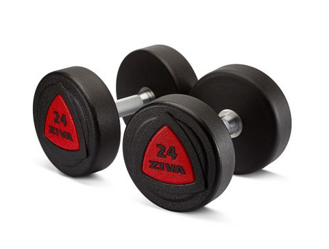 Ziva ZVO Urethane Dumbbell (set)