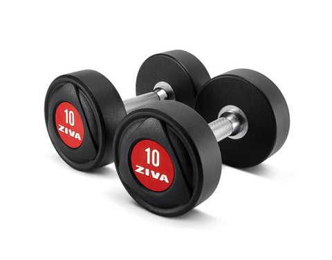 Ziva SL Urethane Dumbbell (sets)