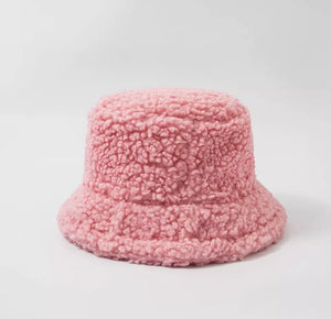 Wool bucket hats