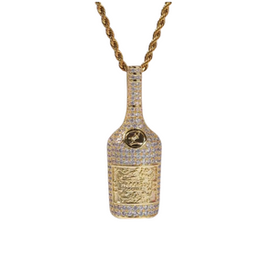 Crystal Hennesy Necklace