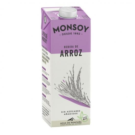 Bebida de arroz Monsoy