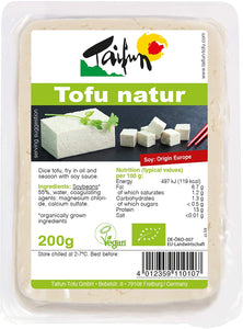 Tofu Natural 200gr Taifun