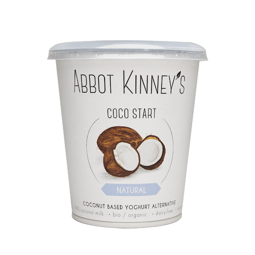 Yogur Coco Natural 400gr Abbot Kinney