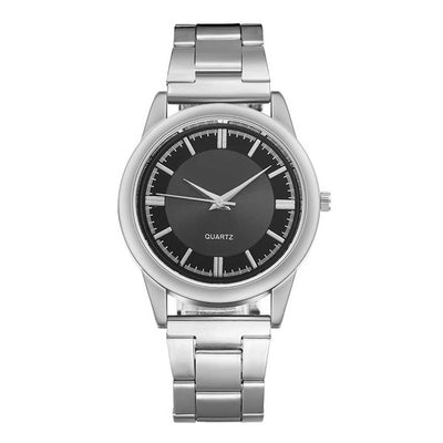 New luxury men's watches of stainless steel