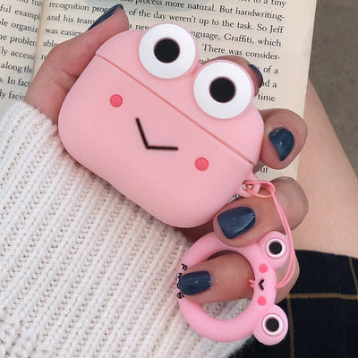 Cover for Airpods pro Air pods Case earphone Accessories Cute Silicone Protector Airpodspro Airpods Apple Airpods pro case