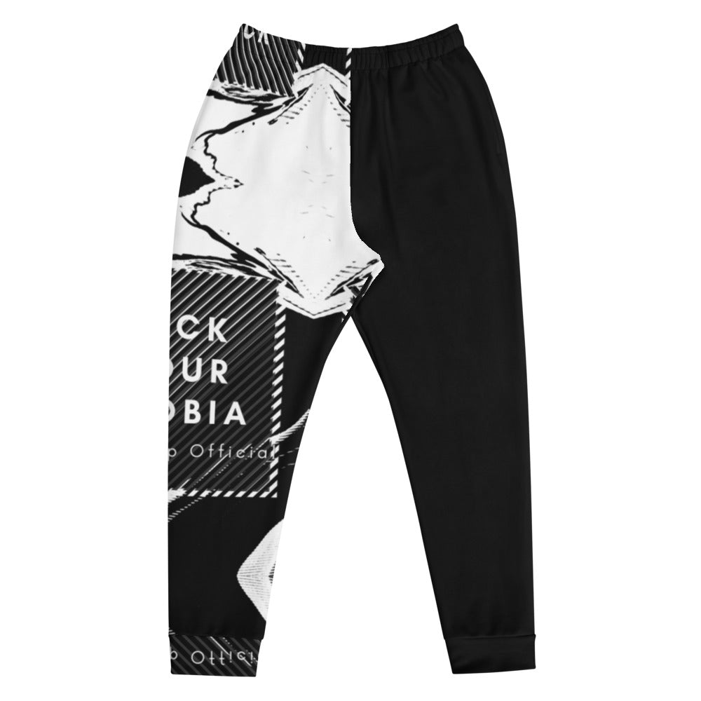 HIGH ALERT SERIES: Fuck Your Phobia Men's Joggers