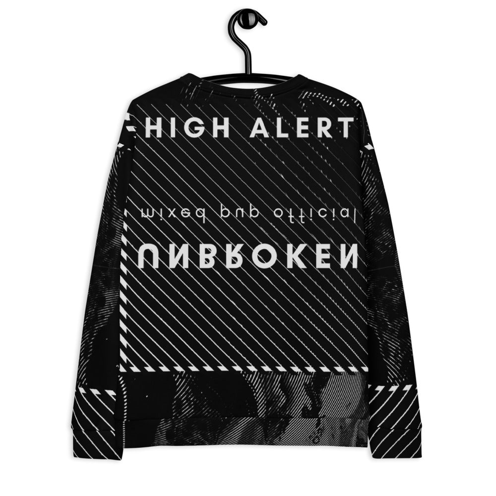 HIGH ALERT SERIES: Unbroken Unisex Sweatshirt
