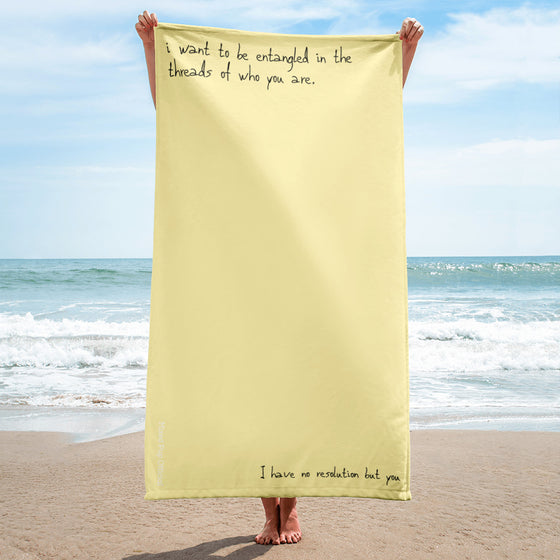 Resolution Towel