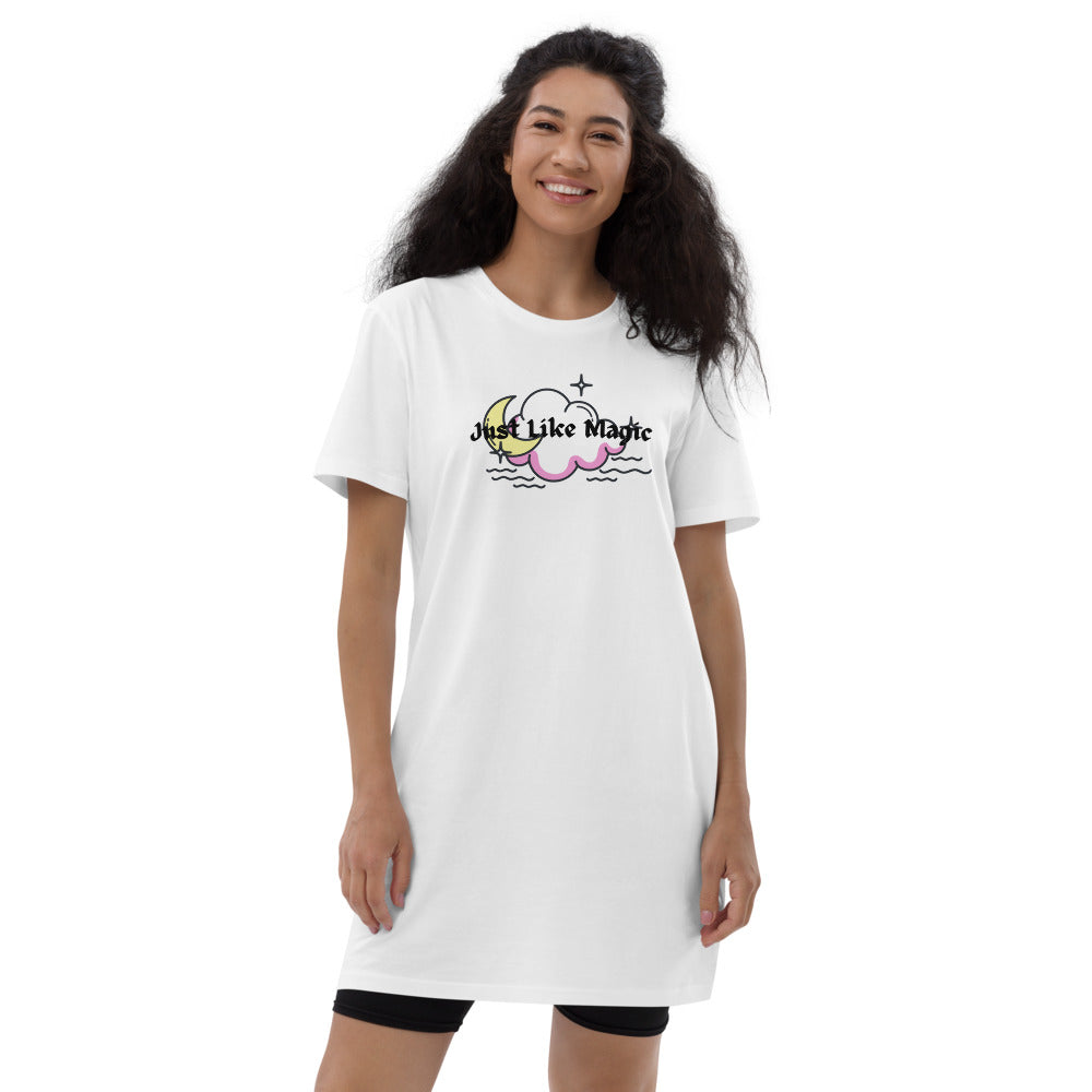 Just Like Magic T-shirt dress