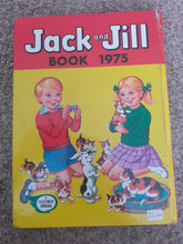 Load image into Gallery viewer, Jack and Jill Book 1975