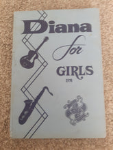 Load image into Gallery viewer, Diana for Girls 1974