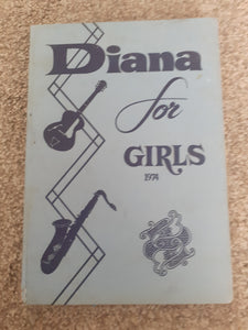Diana for Girls 1974