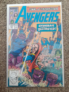 Avengers: Acts of Vengeance #311