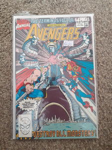 Avengers Annual #19