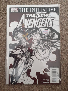 The New Avengers: The Initiative #30