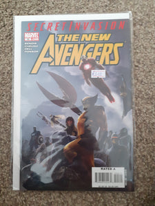 The New Avengers: Secret Invasion #45