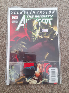 The Mighty Avengers: Secret Invasion #18